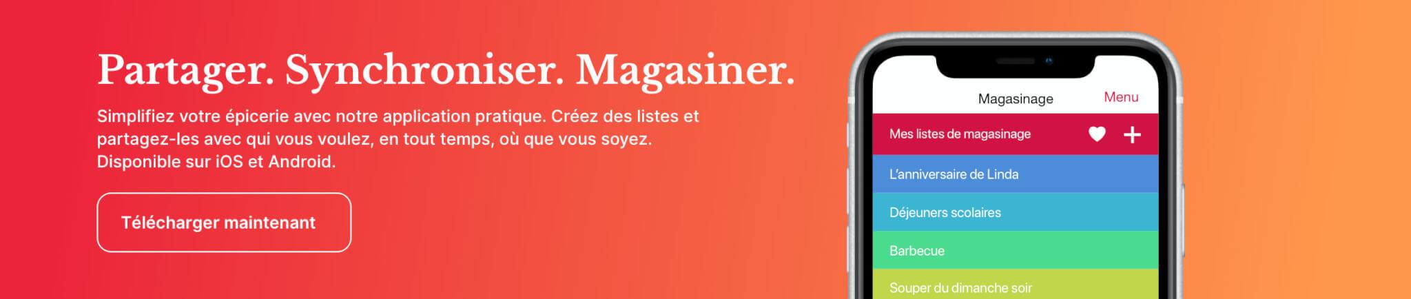 App Banner (FR)